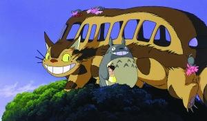 Totoro2catbus Miyazaki The Kedici :)