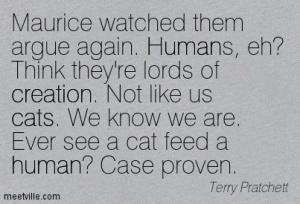 Maurice Terry Pratchett