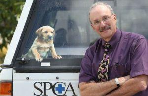 Phil Arkow &NZ SPCA